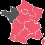 La région Ouest de l'Acf