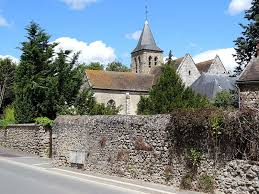 Eglise de Bruyères le chatel